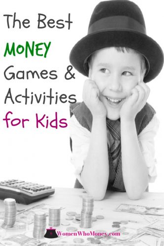 """You may wonder when to start teaching young children about money. Although there is no """"right"""" time, starting early makes the most sense. We've found some great money games and resources to help teach young children while having fun too."""