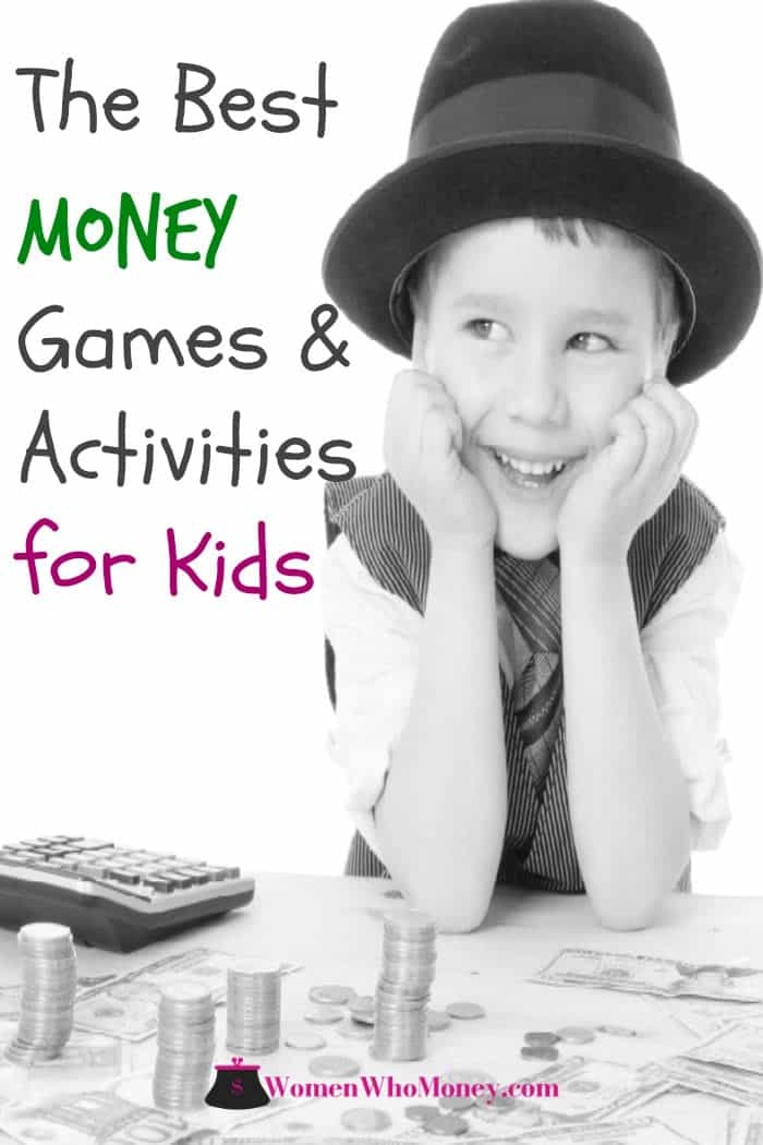 "You may wonder when to start teaching young children about money. Although there is no ""right"" time, starting early makes the most sense. We've found some great money games and resources to help teach young children while having fun too."