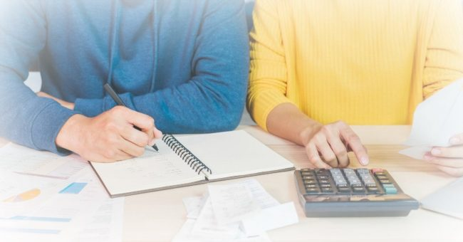 budget when partner keeps spending 1