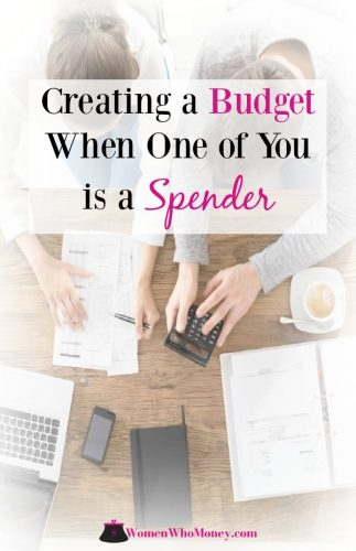 Are you a saver but your partner keeps spending? Or perhaps it's the other way around. Either way, it's time to get on the same page about your finances. Work through these exercises to create a goal based budget system that will work for both of you.
