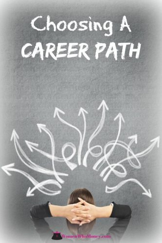 When choosing a career path should you follow your passion or pursue the seemingly more profitable career instead?