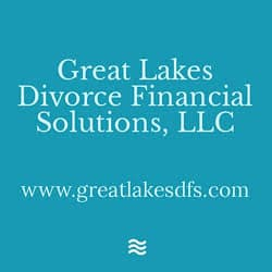 Great Lakes Divorce Financial Solutions Logo