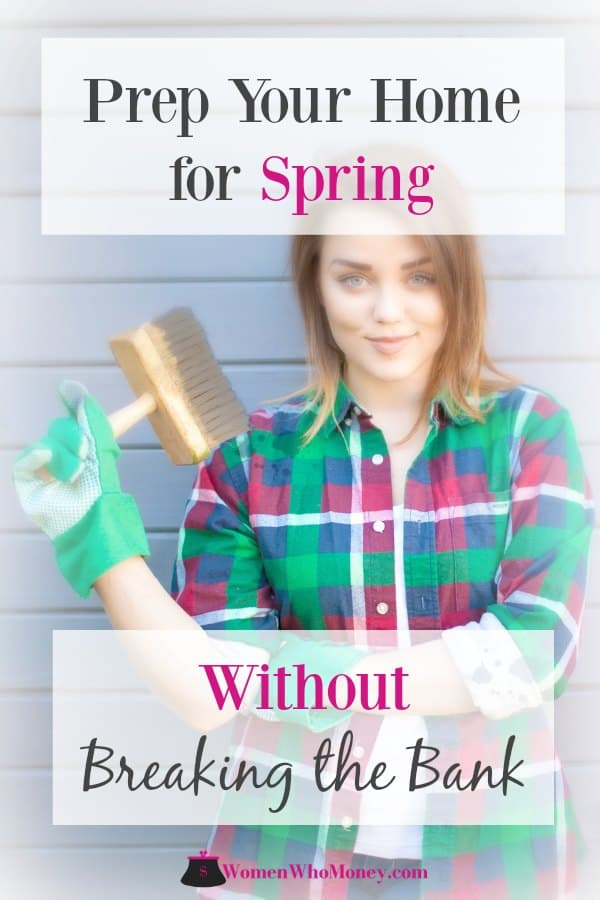Spring is a great time to tackle those home and landscape maintenance items you need to address. Plus spruce up your indoor and outdoor living spaces too! These tips will help you make your lists of those needs and wants, and ideas for paying for it all too!