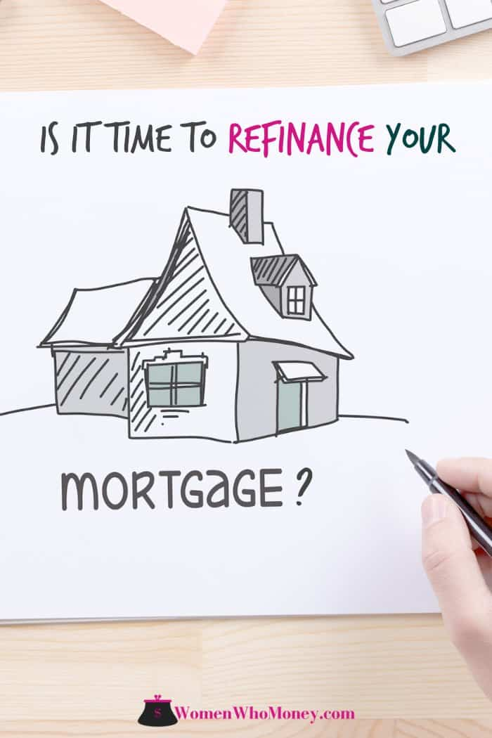 Is now the time to refinance your mortgage? Before you submit any loan applications consider these points and calculate the costs to see if it's right for you.