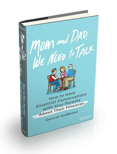 Mom and Dad, We Need to Talk Book Photo