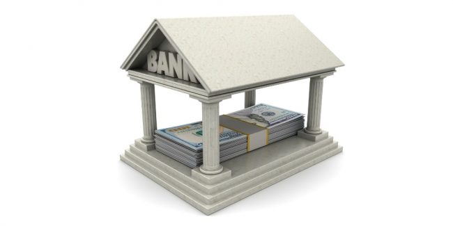 money deposited in a money market bank account