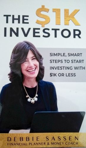 Debbie Sassen author of the 1k investor