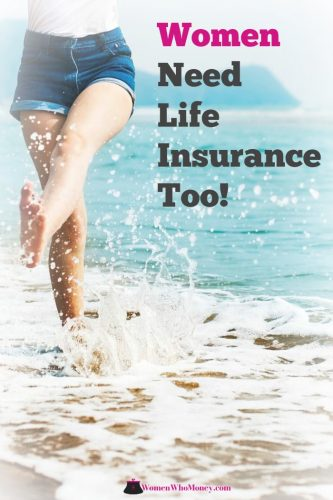 women need life insurance too