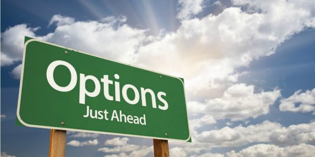 What are options and how do they work
