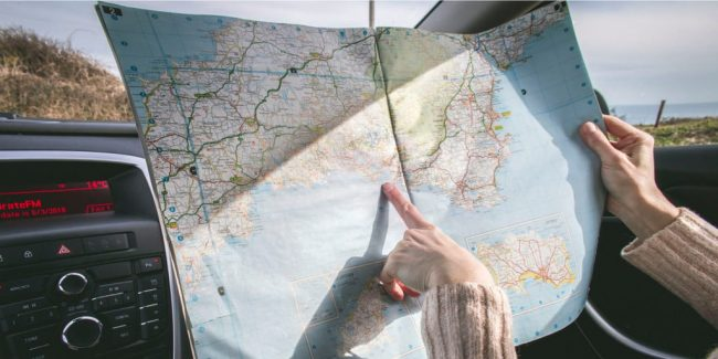 DIY travel planning