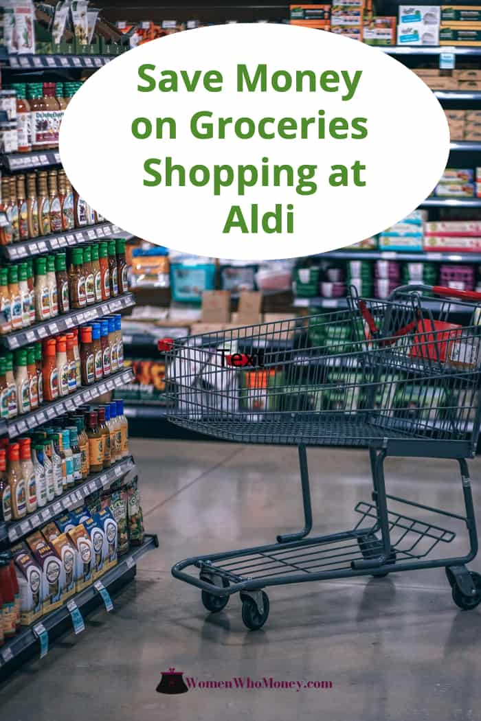 Save money on groceries shopping at Aldi