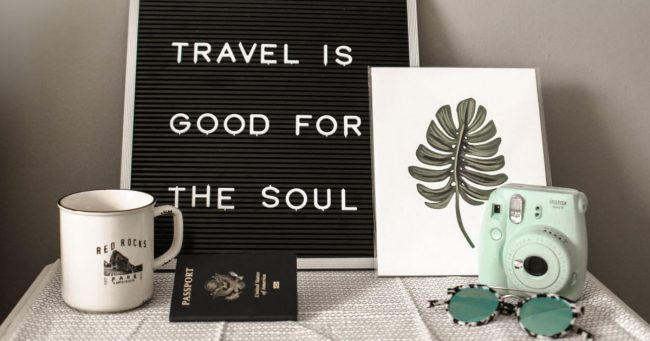 using a travel agent to plan travel can relieve stress
