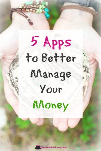 5 apps to better manage your money