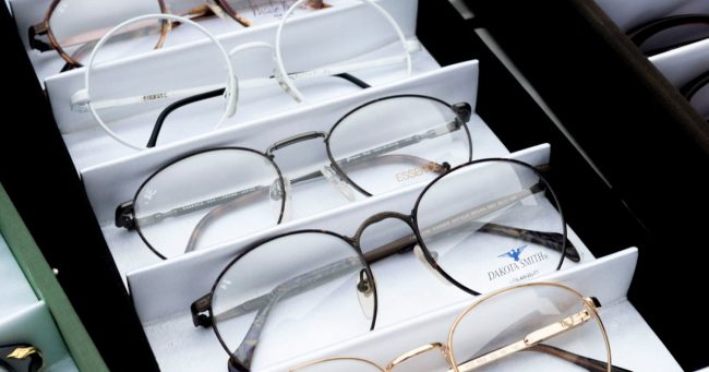 buying glasses at costco optical