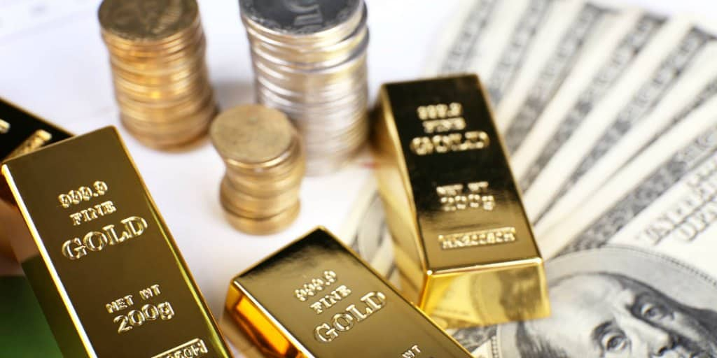 investing in gold bars and other precious metals