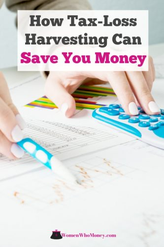How tax-loss harvesting can save you money graphic