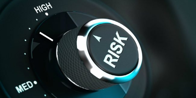 dialing up risk