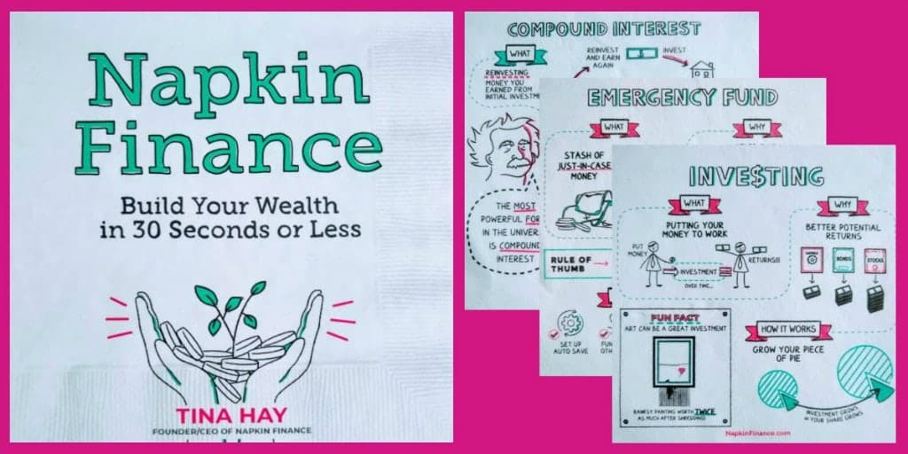 book review napkin finance