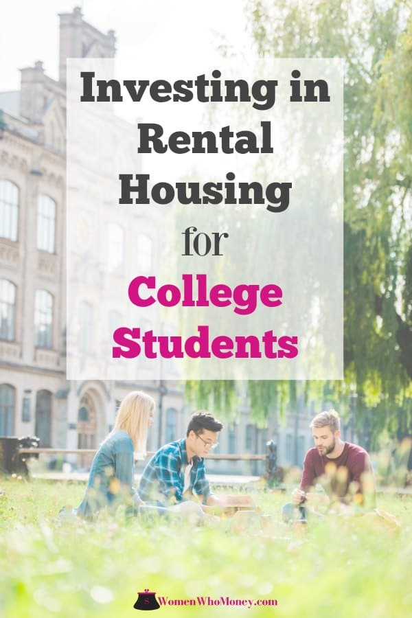 investing in rental housing for college students graphic