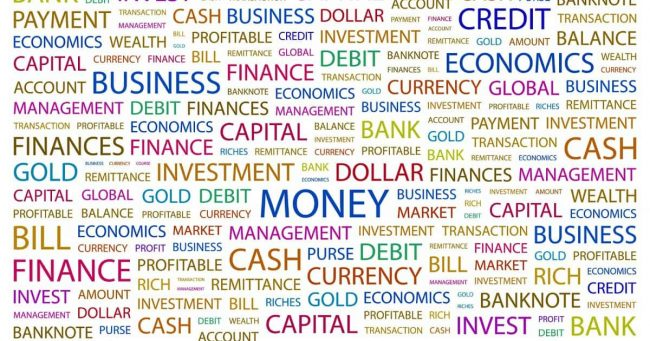 financial terminology