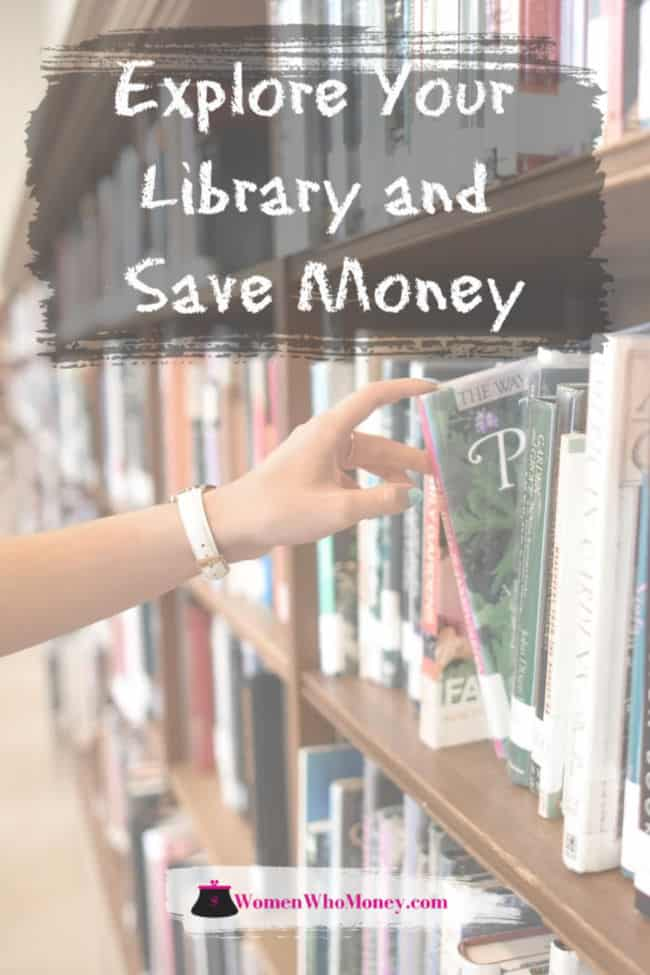 Explore your public library and save money graphic