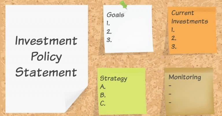 Investment Policy Statement: What is it and how do you write one?