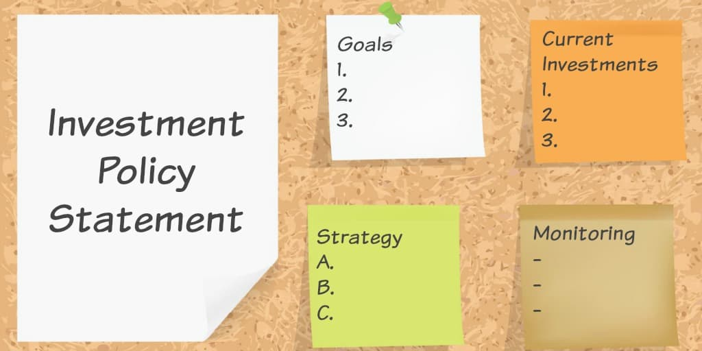 investment policy statement and its elements