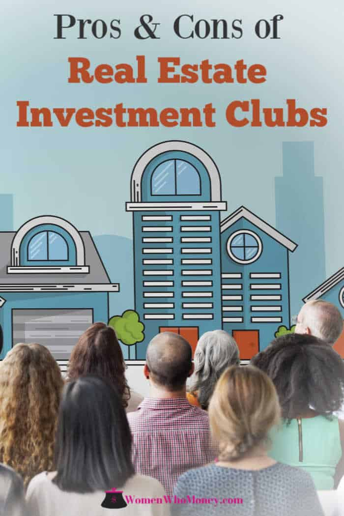 pros and cons of real estate investment clubs