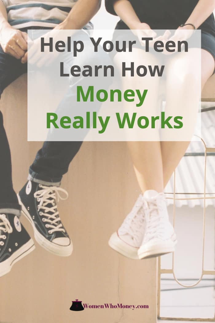 Help your teen learn how money really works graphic