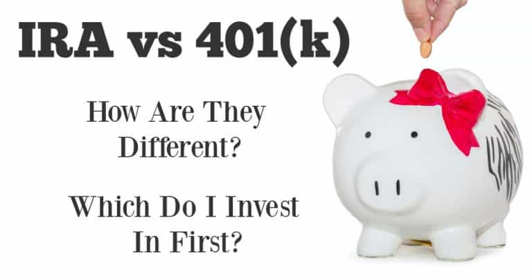 IRA vs. 401(k): How they differ and where to invest 1st