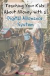 Teaching your kids about money with a digital allowance system