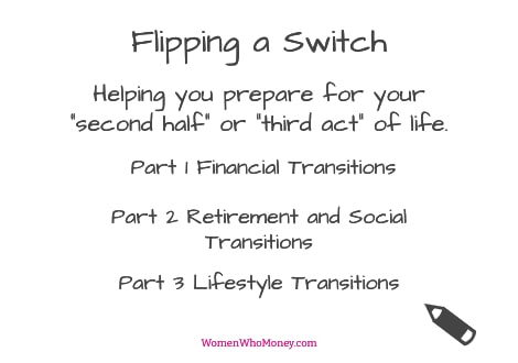 flipping a switch book review graphic