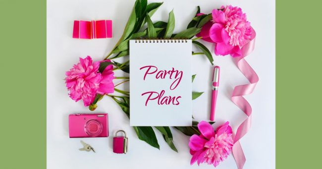 frugal party plans