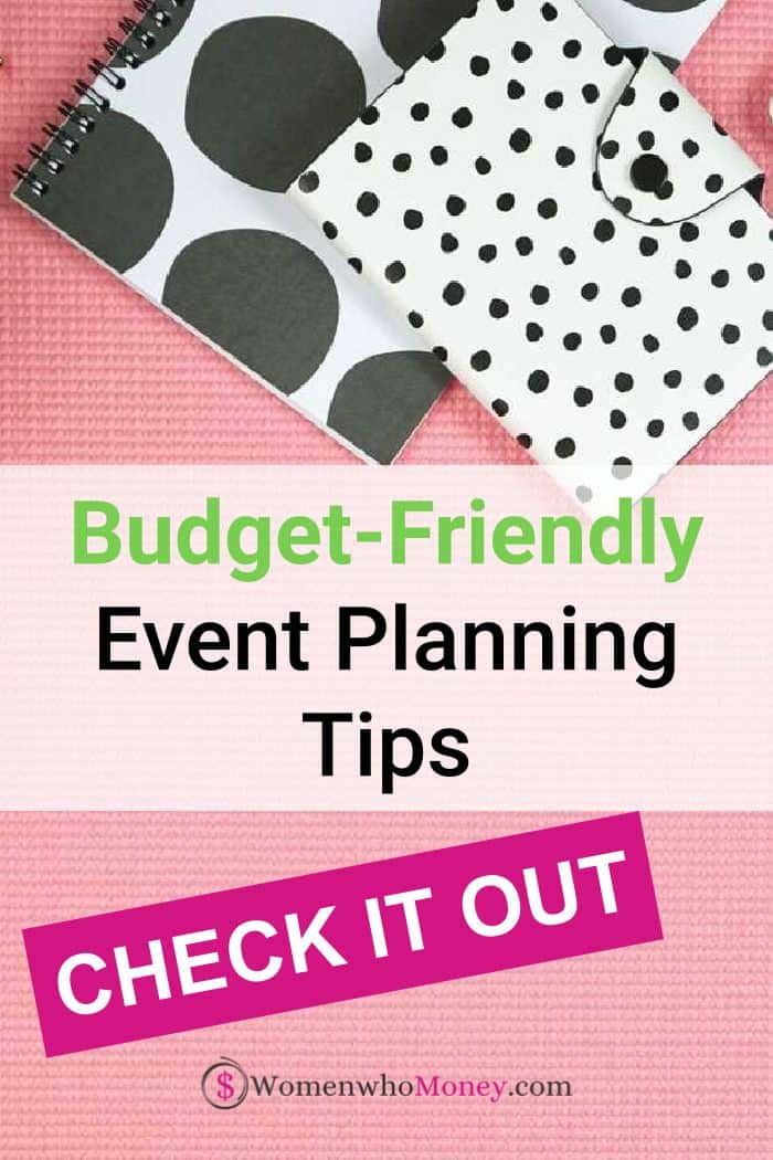 Party Planning Tips for Budget-Friendly Fun graphic