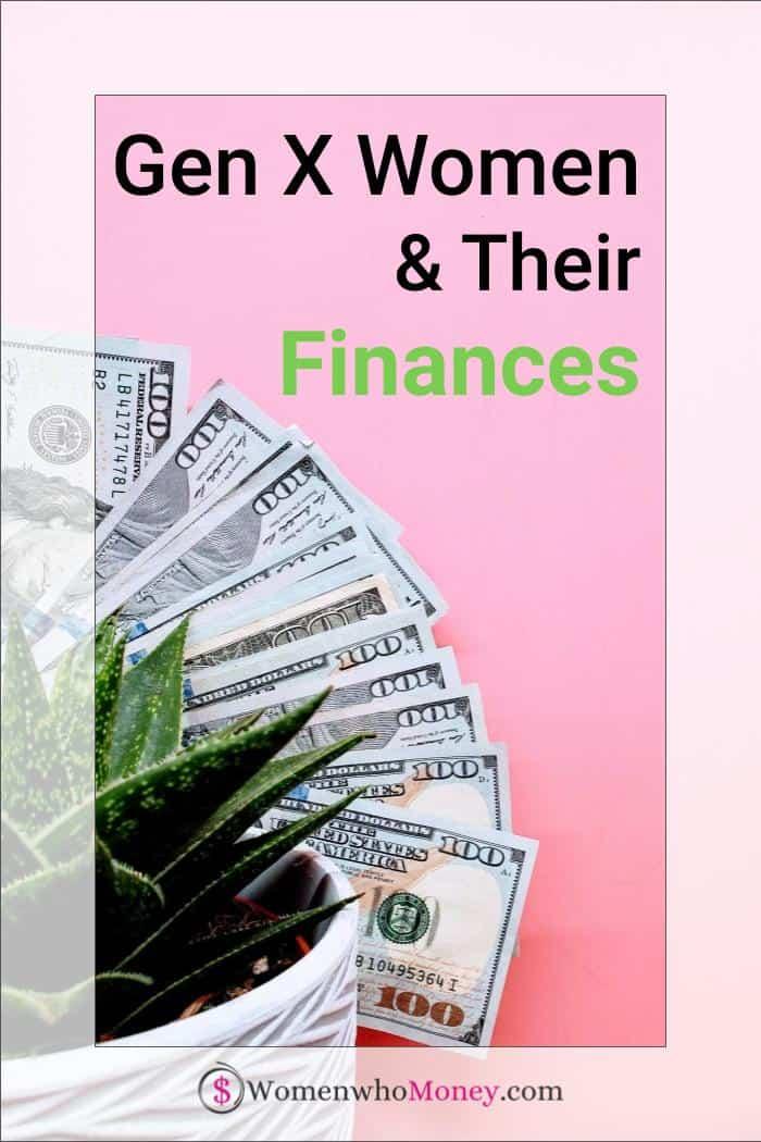 Gen X women and their finances