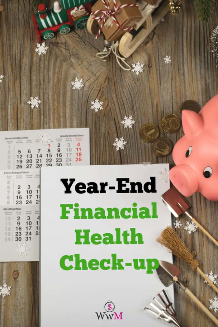 Year-End Financial Health Check Up