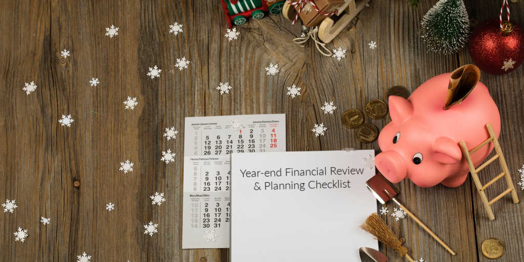 Year-End Financial Review Checklist