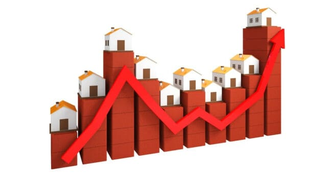 real estate investing ups and downs