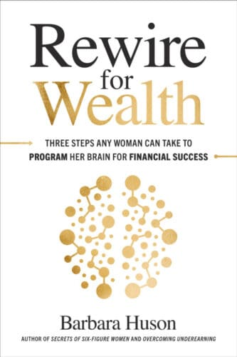Rewire for Wealth book cover