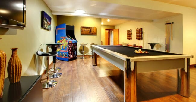 Basement Remodel: Is the value worth the cost?