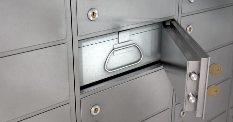Safe Deposit Boxes: Are they worth the cost?