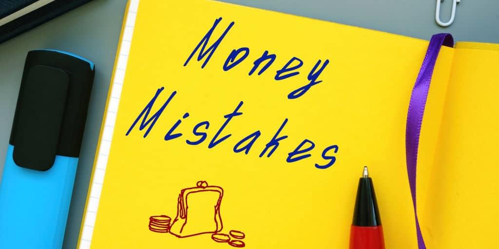 money mistakes notebook